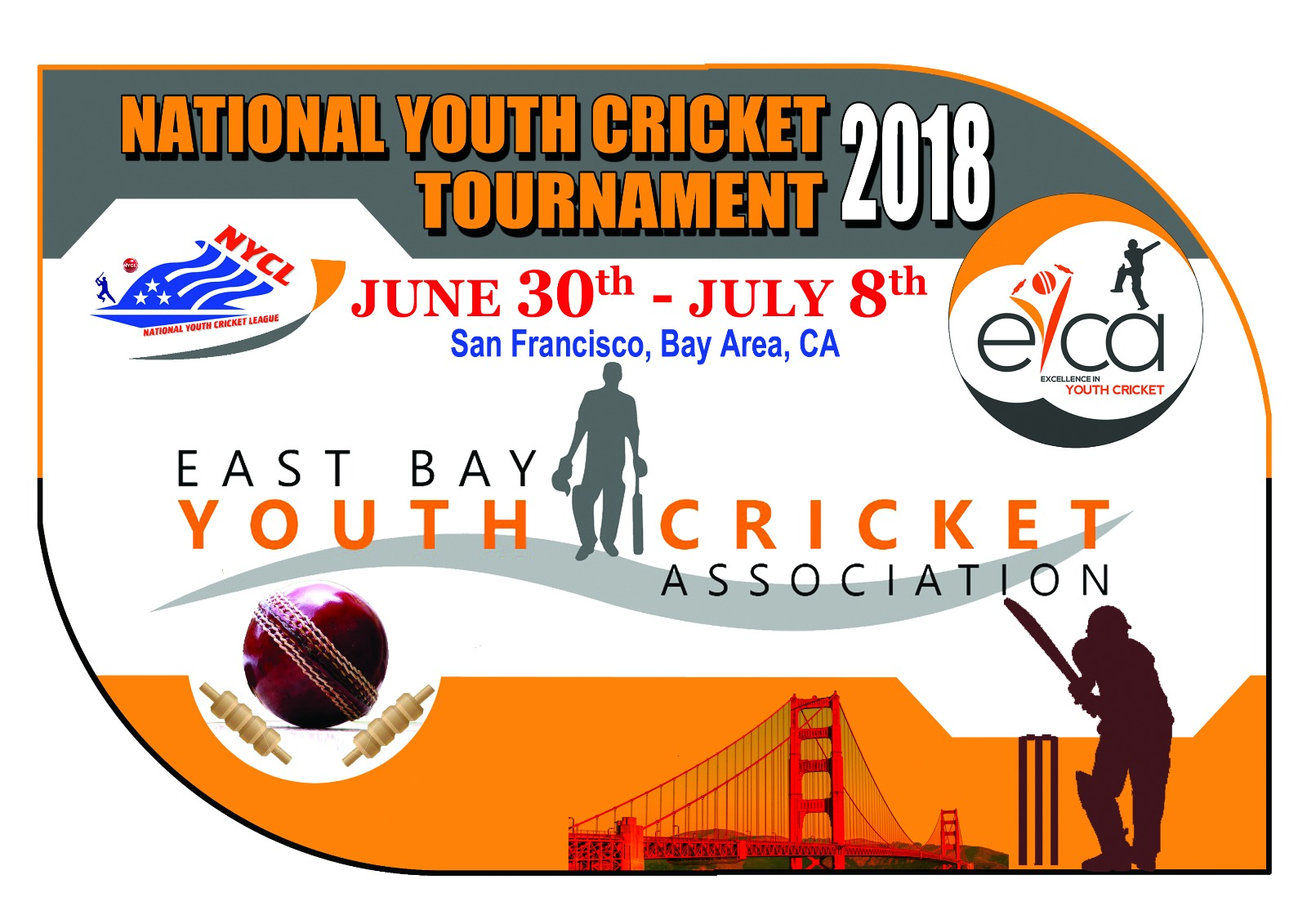 National Youth Cricket League 2018